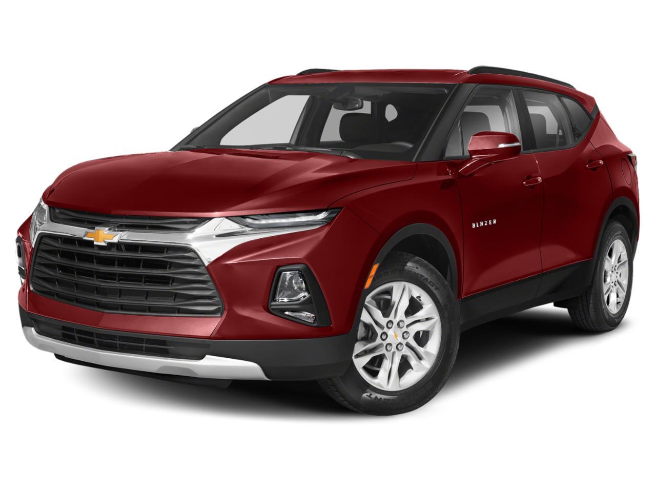 2019 Chevrolet Blazer Vehicle Photo in VINCENNES, IN 47591-5519