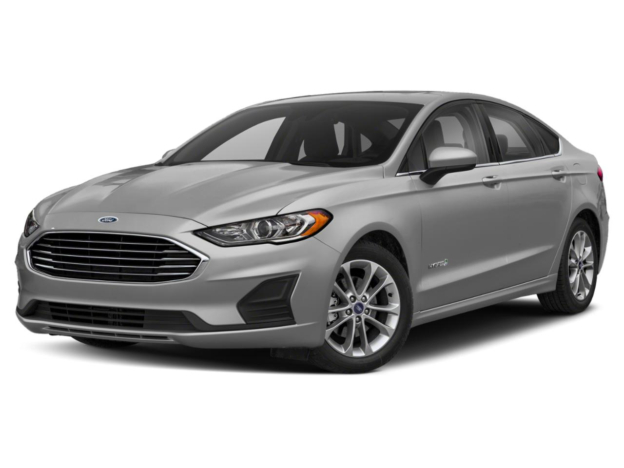 2019 Ford Fusion Hybrid Vehicle Photo in BOONVILLE, IN 47601-9633