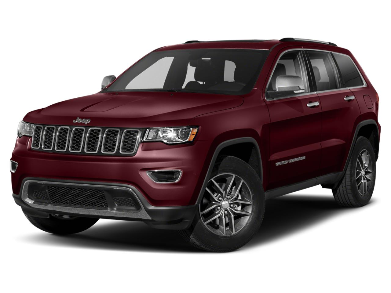 2019 Jeep Grand Cherokee Vehicle Photo in Plainfield, IL 60586