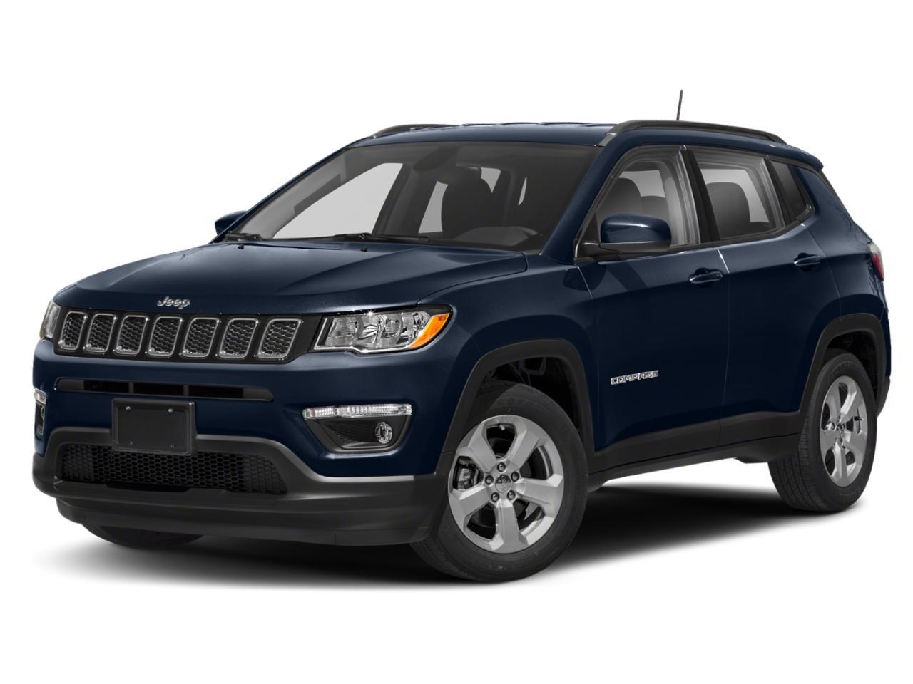2019 Jeep Compass Vehicle Photo in MEDINA, OH 44256-9631