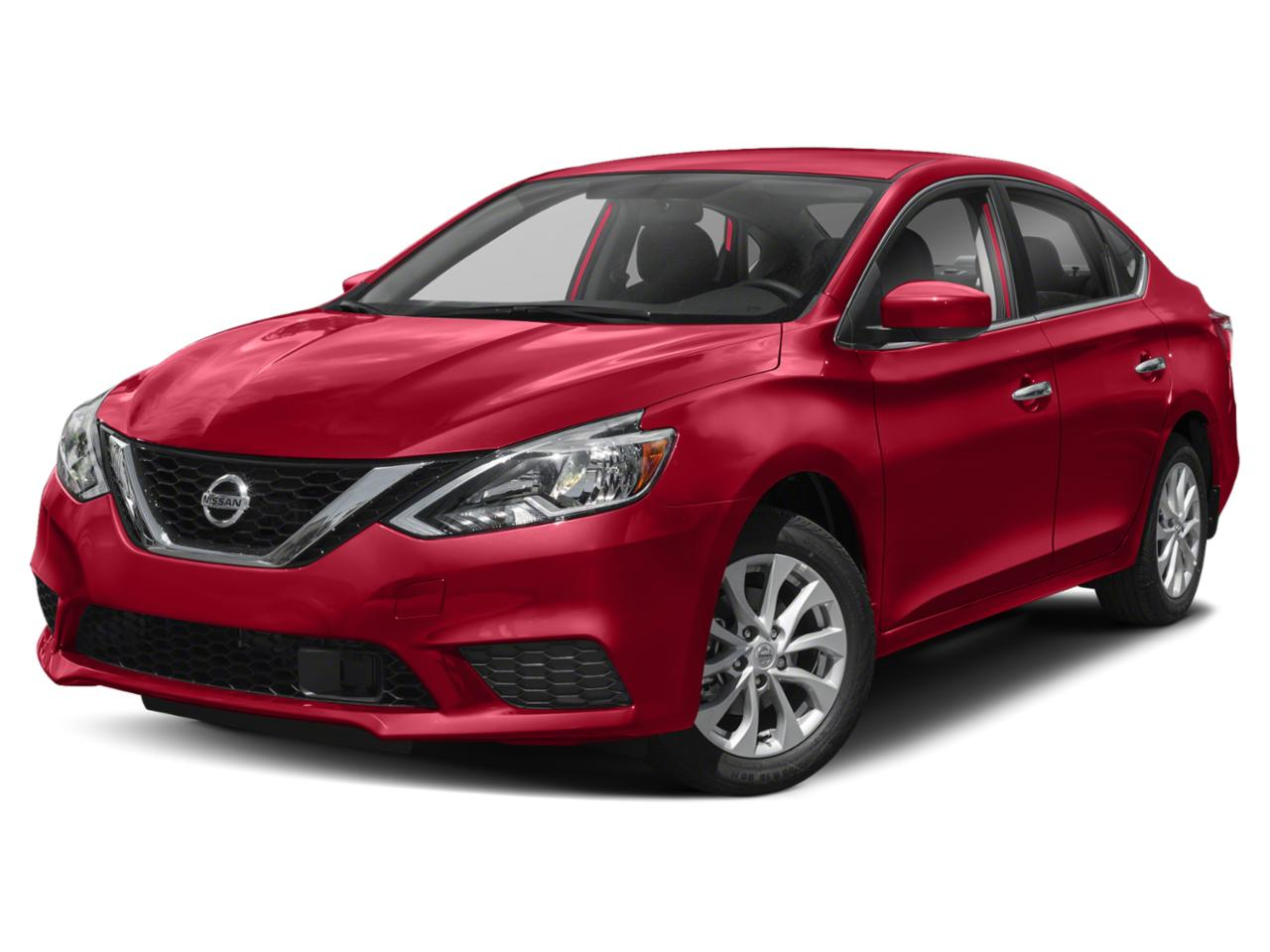 2019 Nissan Sentra Vehicle Photo in DANVILLE, KY 40422-1146