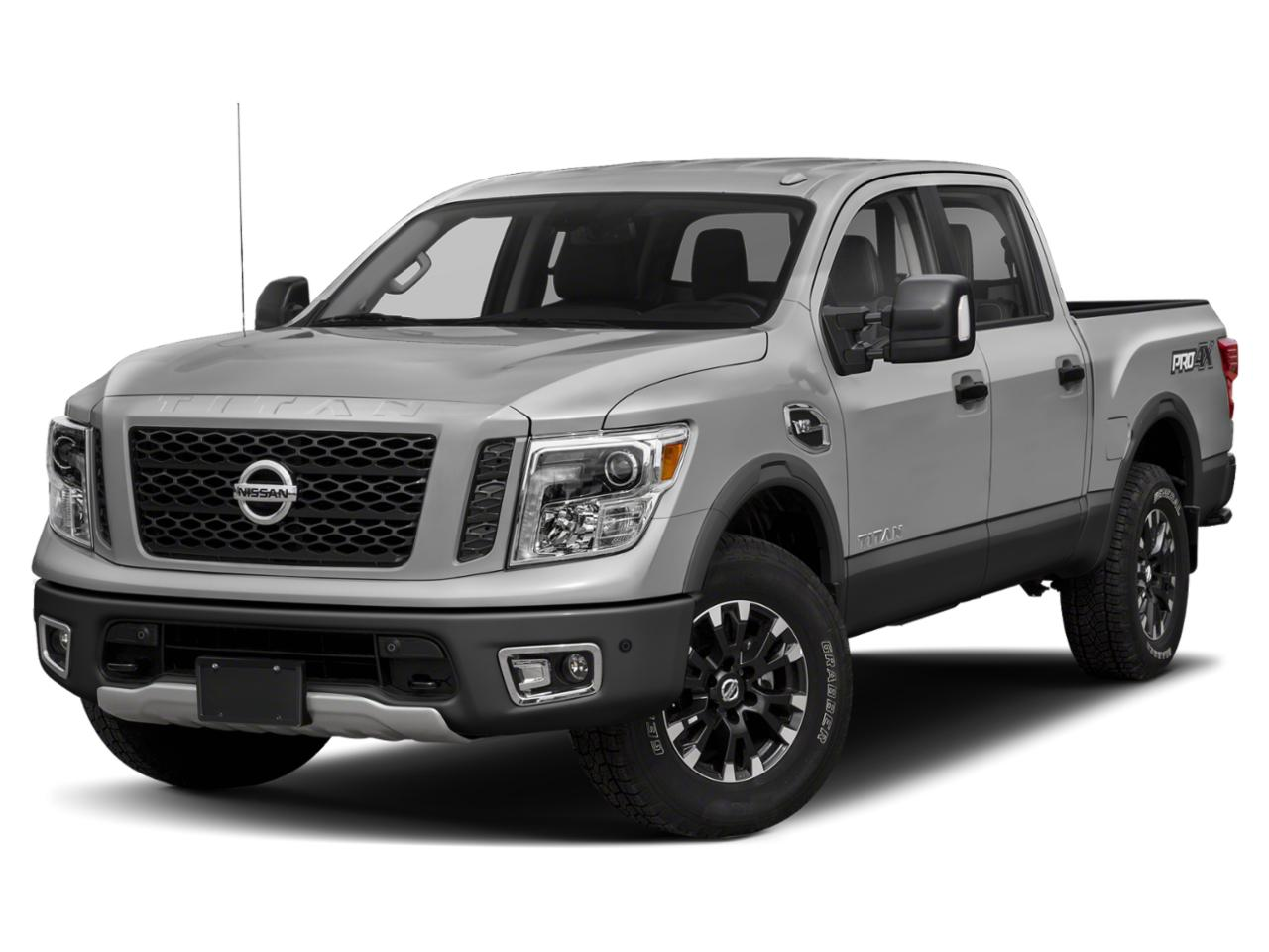 2019 Nissan Titan Vehicle Photo in PAWLING, NY 12564-3219