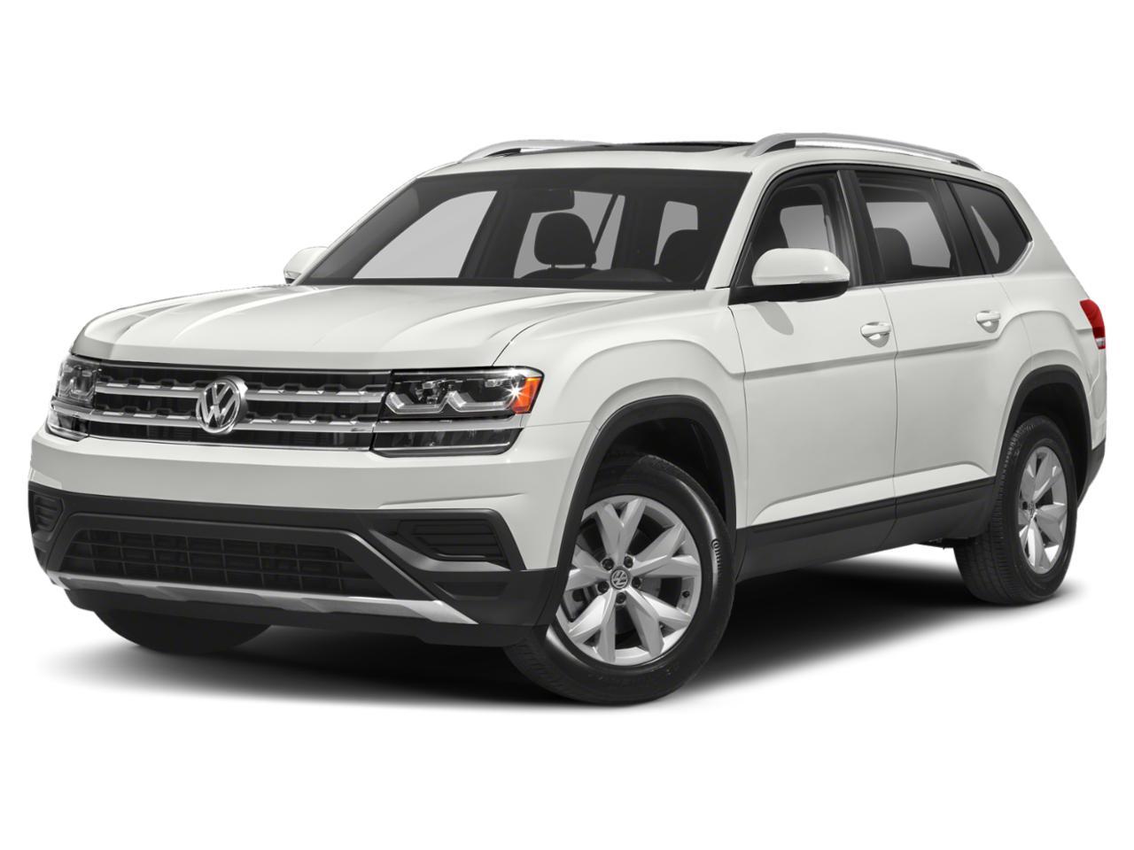 2019 Volkswagen Atlas Vehicle Photo in San Antonio, TX 78230