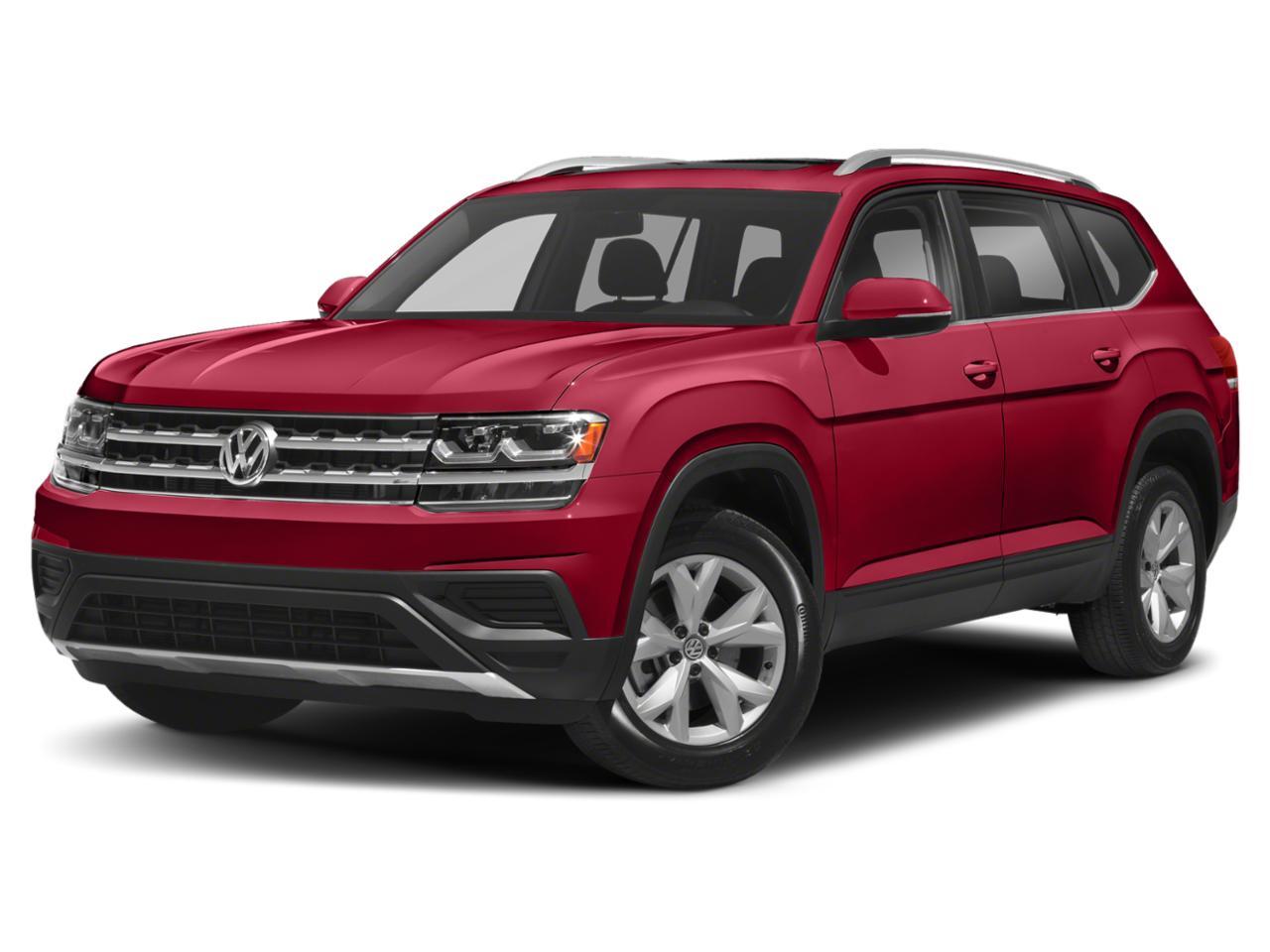 2019 Volkswagen Atlas Vehicle Photo in Oshkosh, WI 54904