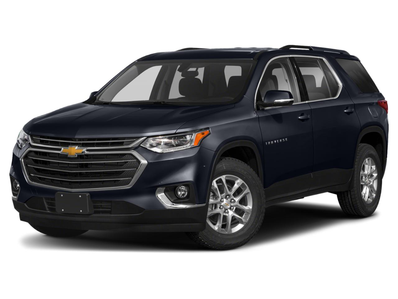 2020 Chevrolet Traverse Vehicle Photo in VINCENNES, IN 47591-5519