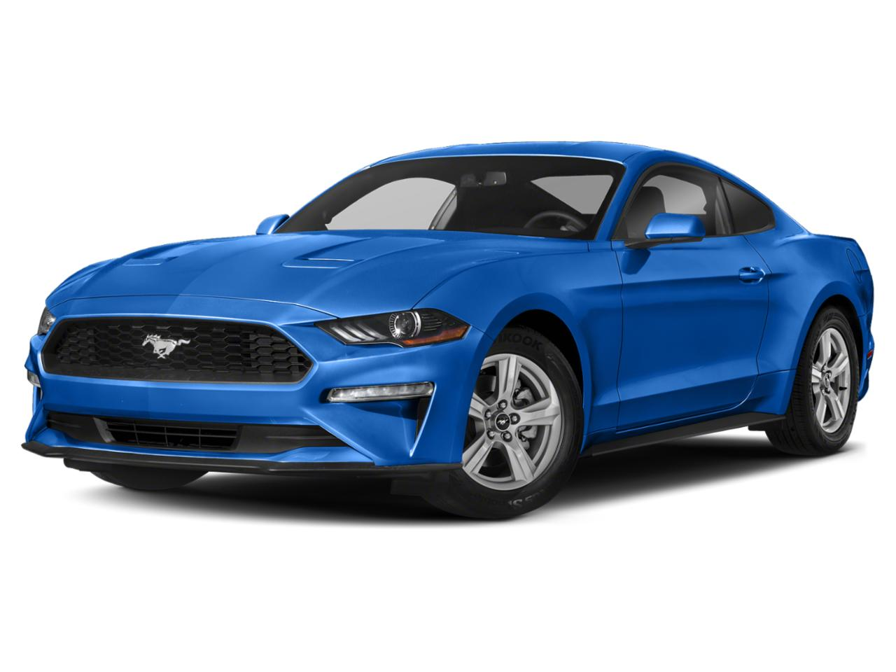 2020 Ford Mustang Vehicle Photo in TUCSON, AZ 85705-6014