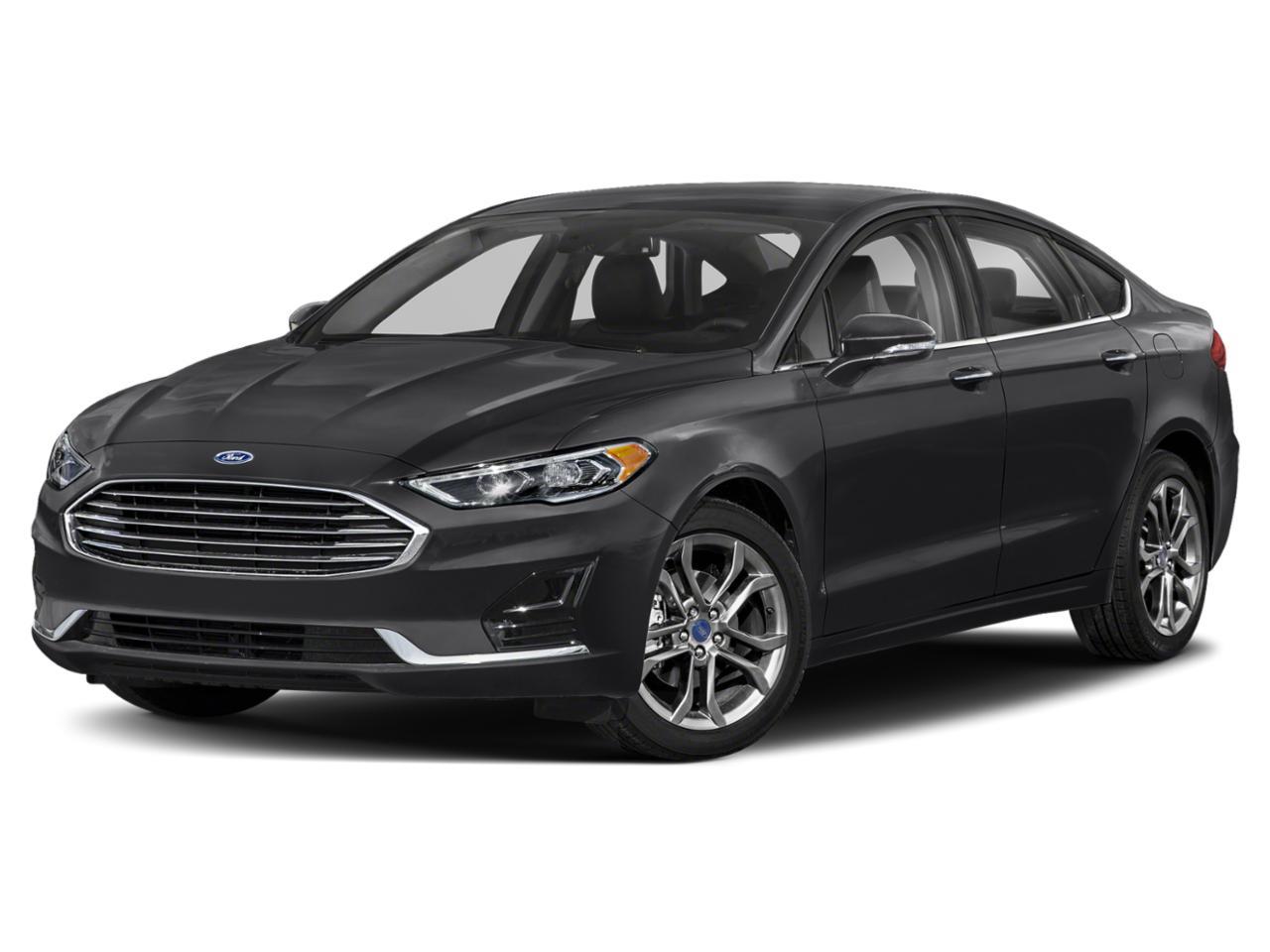 2020 Ford Fusion Vehicle Photo in BATON ROUGE, LA 70806-4464