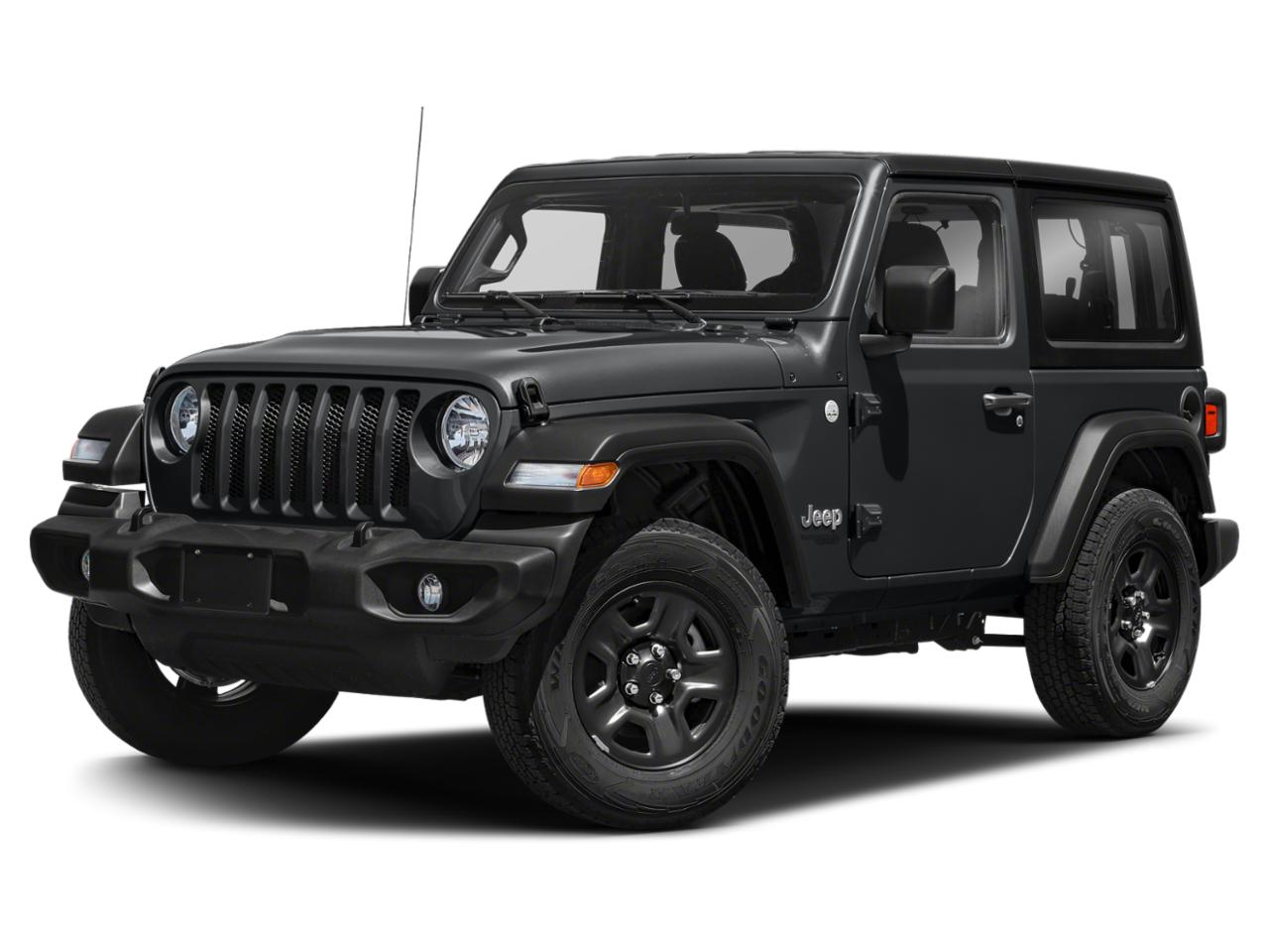 2020 Jeep Wrangler Vehicle Photo in Plainfield, IL 60586