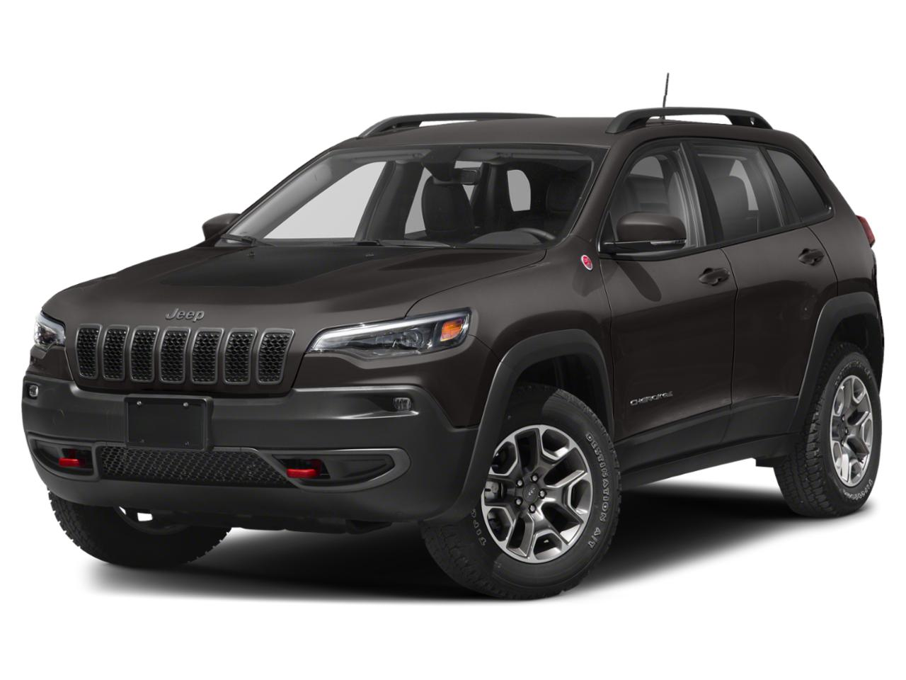 Used 2020 Jeep Cherokee Trailhawk with VIN 1C4PJMBXXLD505778 for sale in Two Harbors, Minnesota