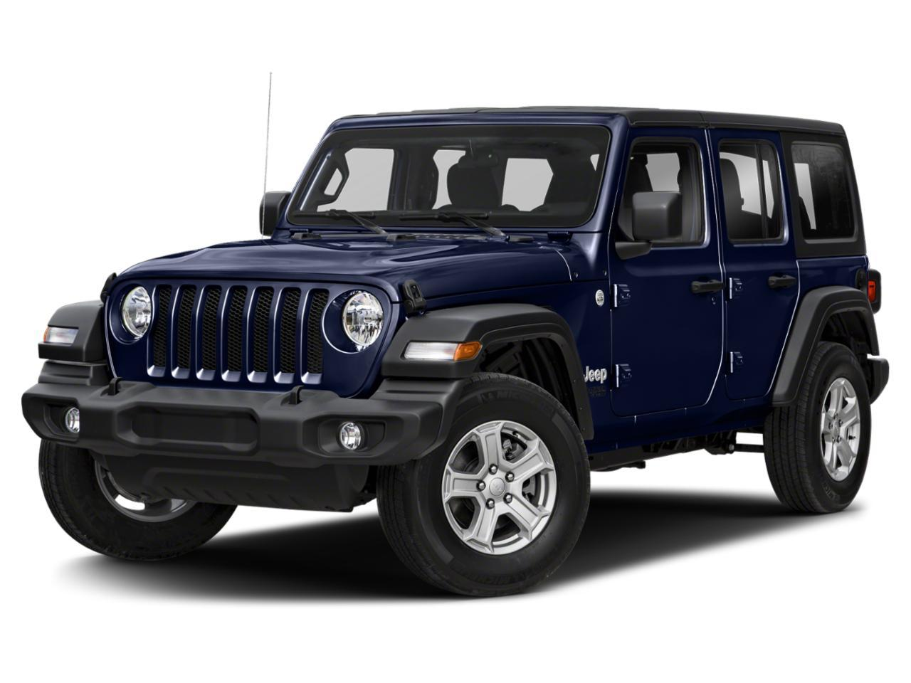 2020 Jeep Wrangler Unlimited Vehicle Photo in VINCENNES, IN 47591-5519
