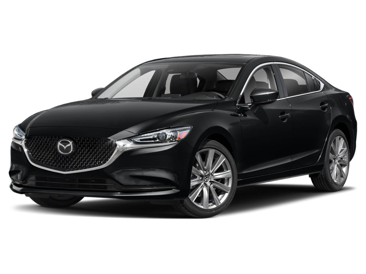 2020 Mazda Mazda6 Vehicle Photo in BATON ROUGE, LA 70806-4464
