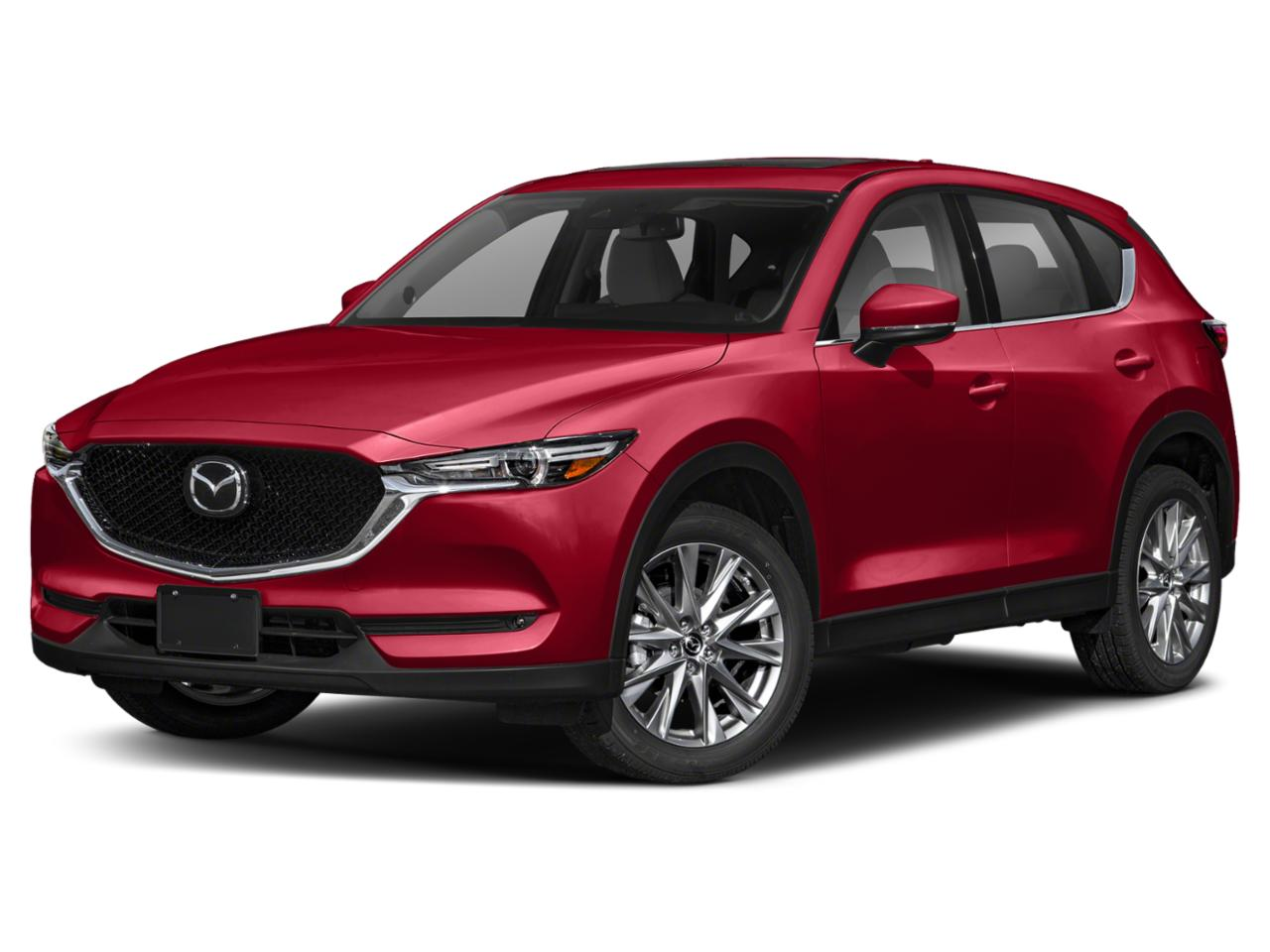 2020 Mazda CX-5 Vehicle Photo in San Antonio, TX 78230