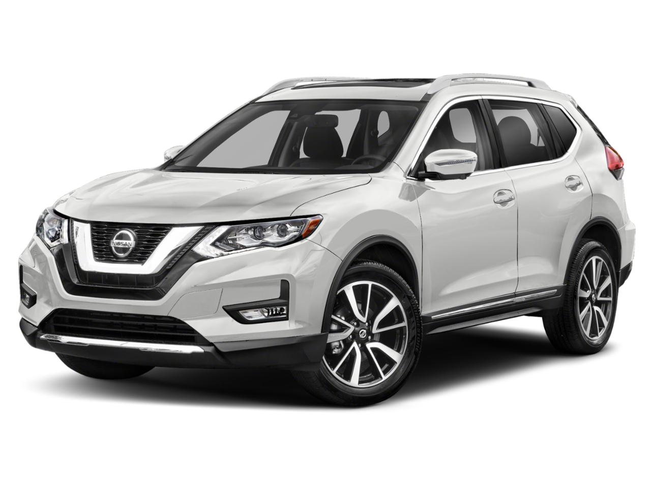 2020 Nissan Rogue Vehicle Photo in Plainfield, IL 60586