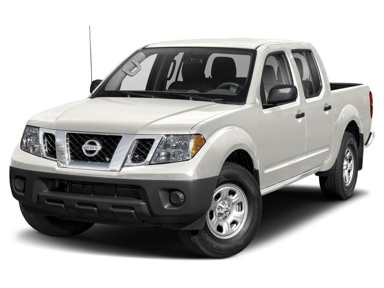 2020 Nissan Frontier Vehicle Photo in GREENSBORO, NC 27405-6904
