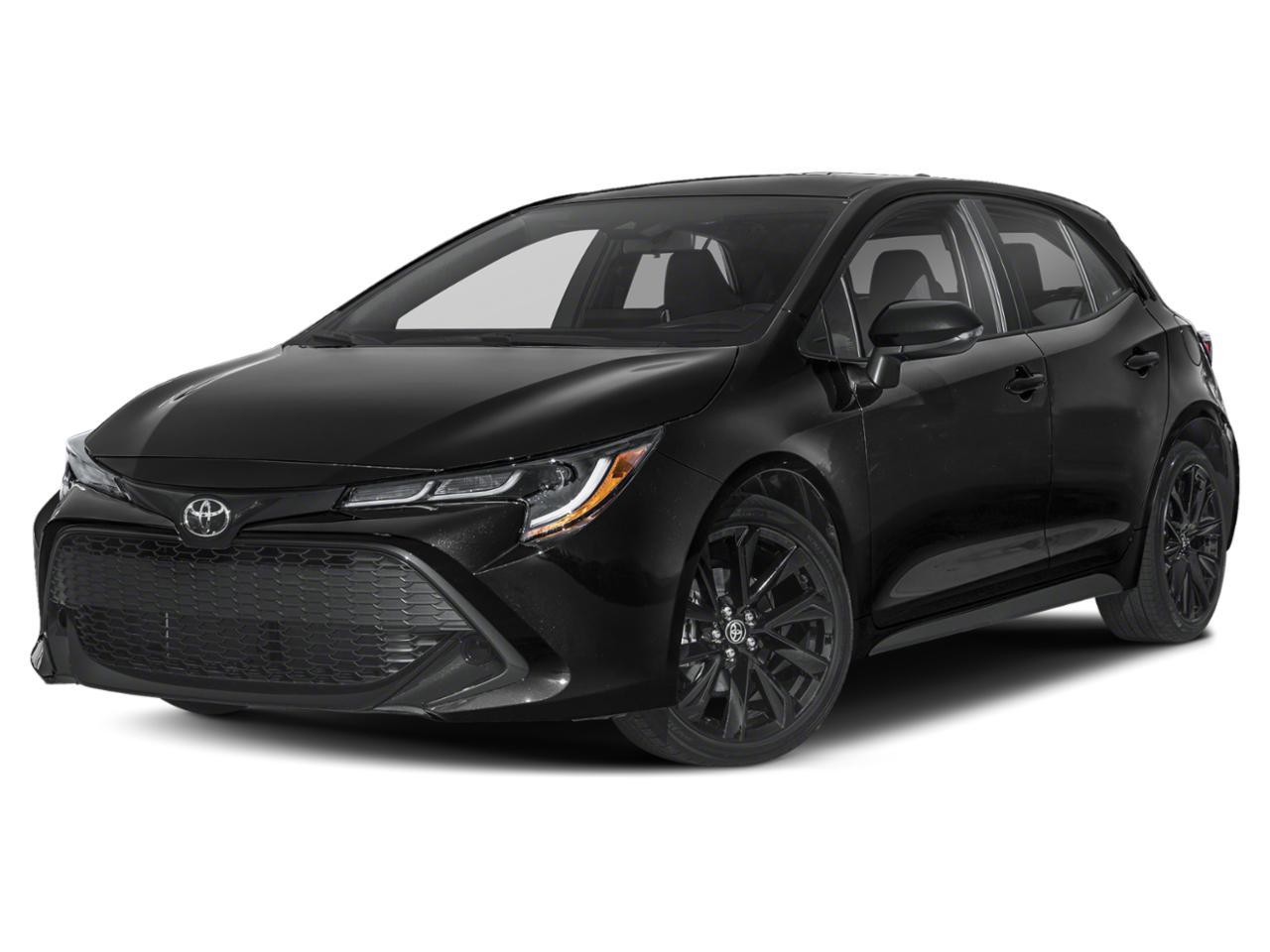 2020 Toyota Corolla Hatchback Vehicle Photo in San Antonio, TX 78238