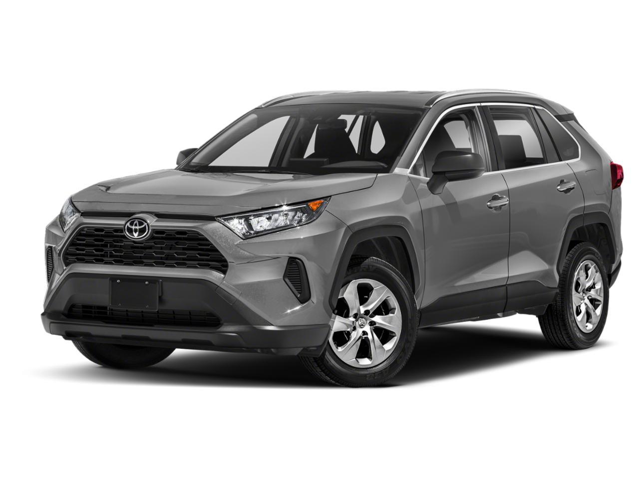 2020 Toyota RAV4 Vehicle Photo in San Antonio, TX 78238