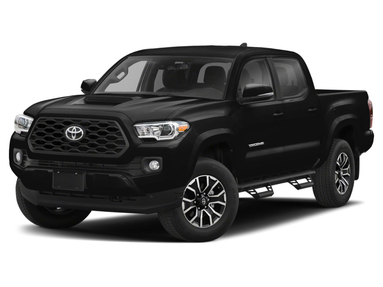 2020 Toyota Tacoma 4WD Vehicle Photo in SPRUCE PINE, NC 28777-8581