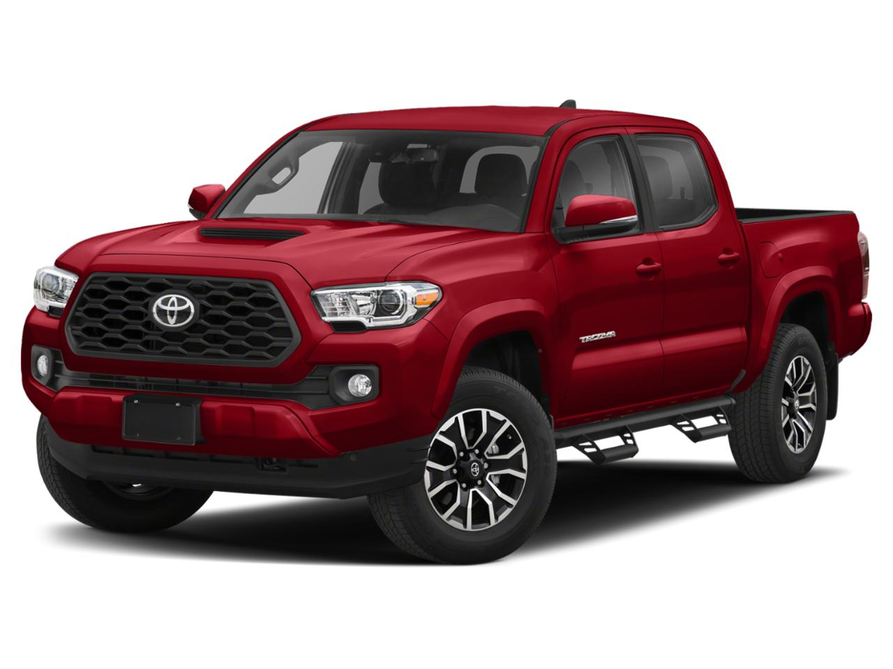 2020 Toyota Tacoma 4WD Vehicle Photo in Plainfield, IL 60586