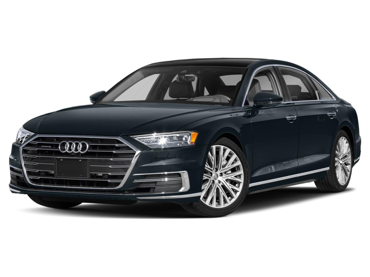 2021 Audi A8 L Vehicle Photo in HOUSTON, TX 77090