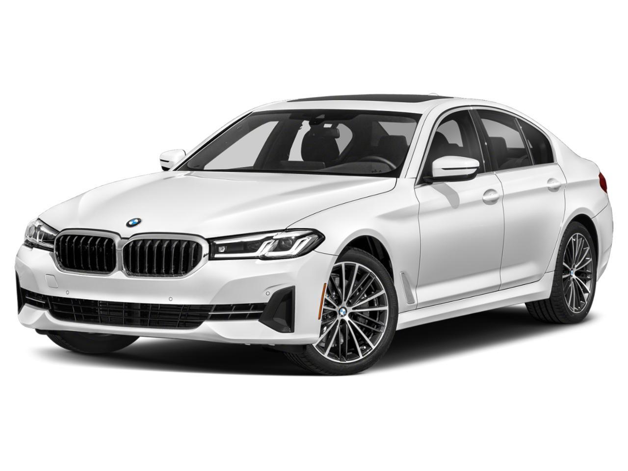 2021 BMW 540i Vehicle Photo in PLANO, TX 75024-3599