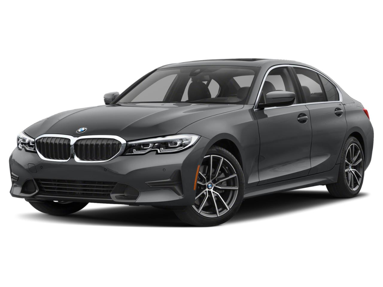 2021 BMW 330i Vehicle Photo in PLANO, TX 75024-3599