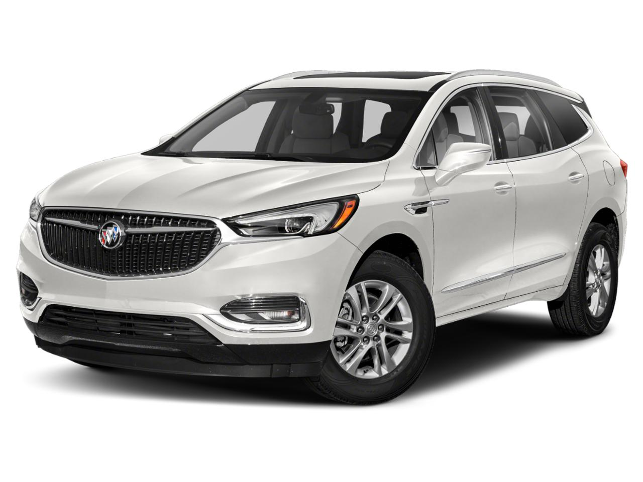 2021 Buick Enclave Vehicle Photo in FORT WORTH, TX 76116-6648