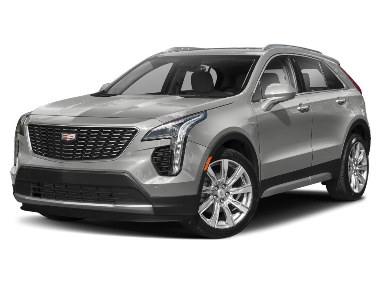 2021 Cadillac XT4 Vehicle Photo in DALLAS, TX 75209-3095