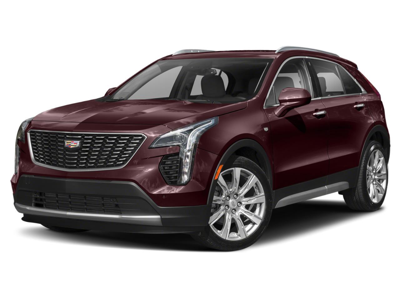 2021 Cadillac XT4 Vehicle Photo in HOUSTON, TX 77079-1502