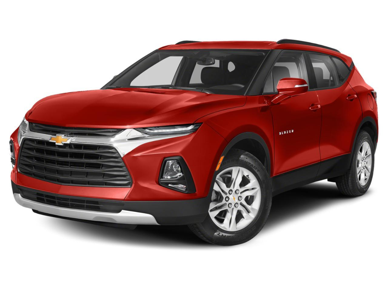 2021 Chevrolet Blazer Vehicle Photo in NEENAH, WI 54956-2243