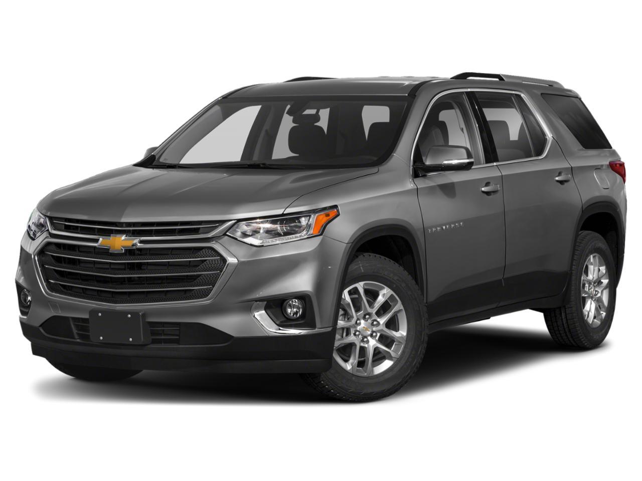 2021 Chevrolet Traverse Vehicle Photo in APPLETON, WI 54914-4656