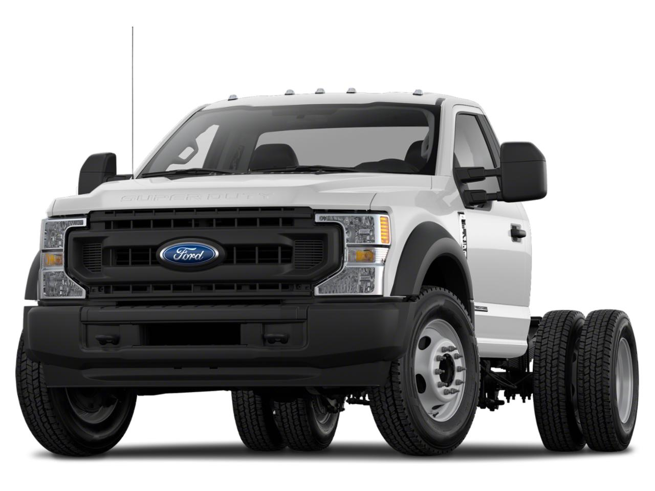2021 Ford Super Duty F-550 DRW Vehicle Photo in Neenah, WI 54956-3151