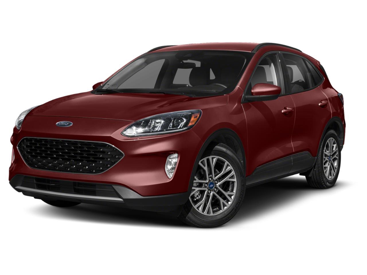 2021 Ford Escape Vehicle Photo in Oshkosh, WI 54901-1209