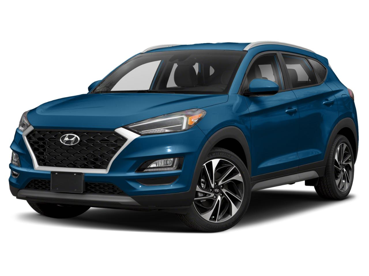 2021 Hyundai Tucson Vehicle Photo in BOONVILLE, IN 47601-9633