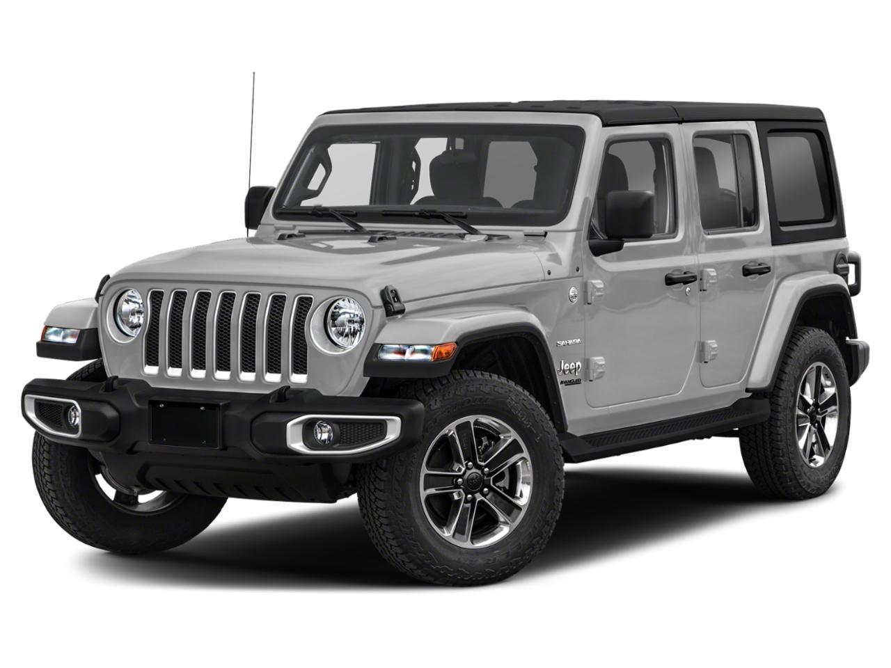 2021 Jeep Wrangler Vehicle Photo in San Antonio, TX 78238