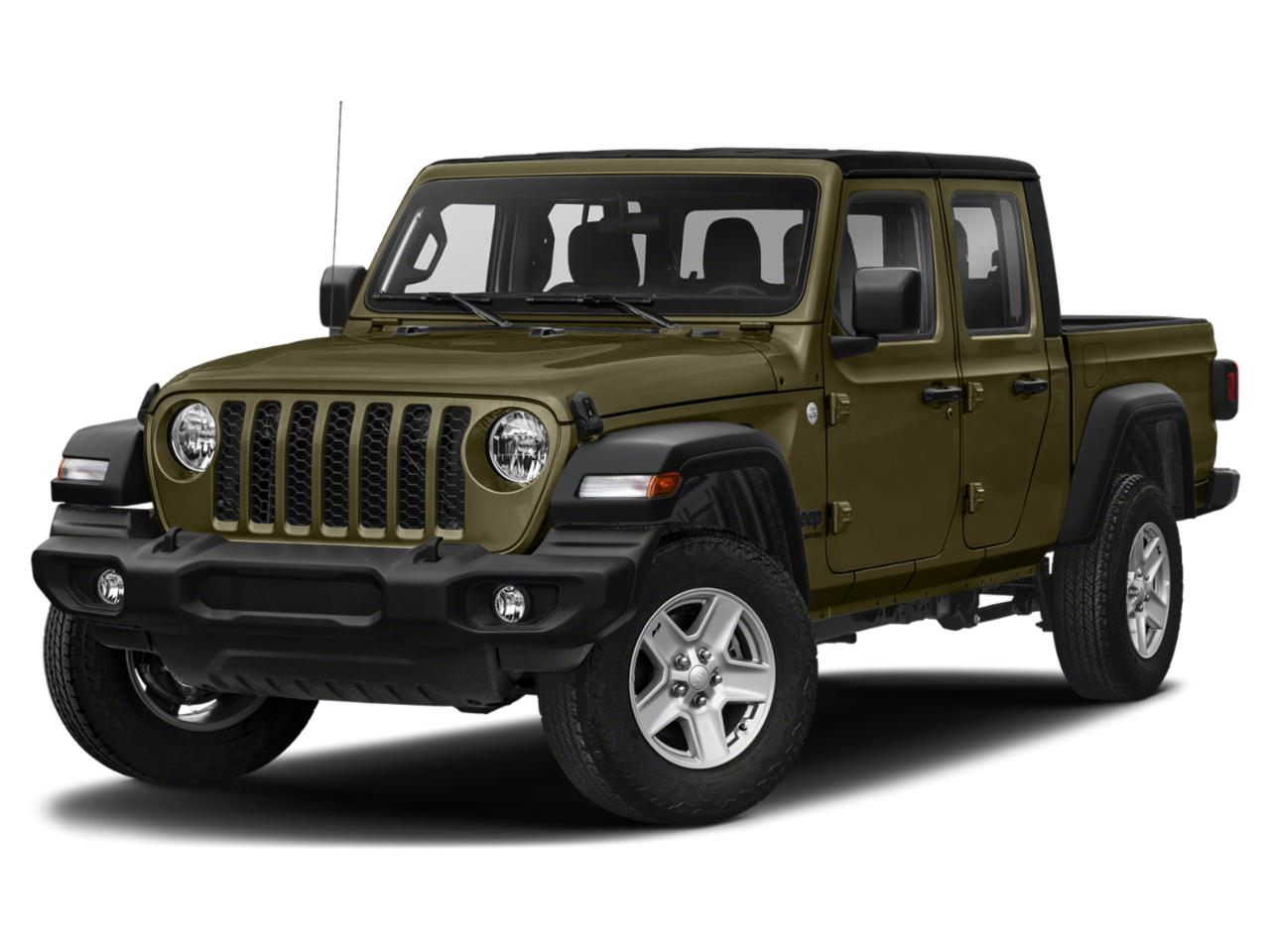 2021 Jeep Gladiator Vehicle Photo in Oshkosh, WI 54901