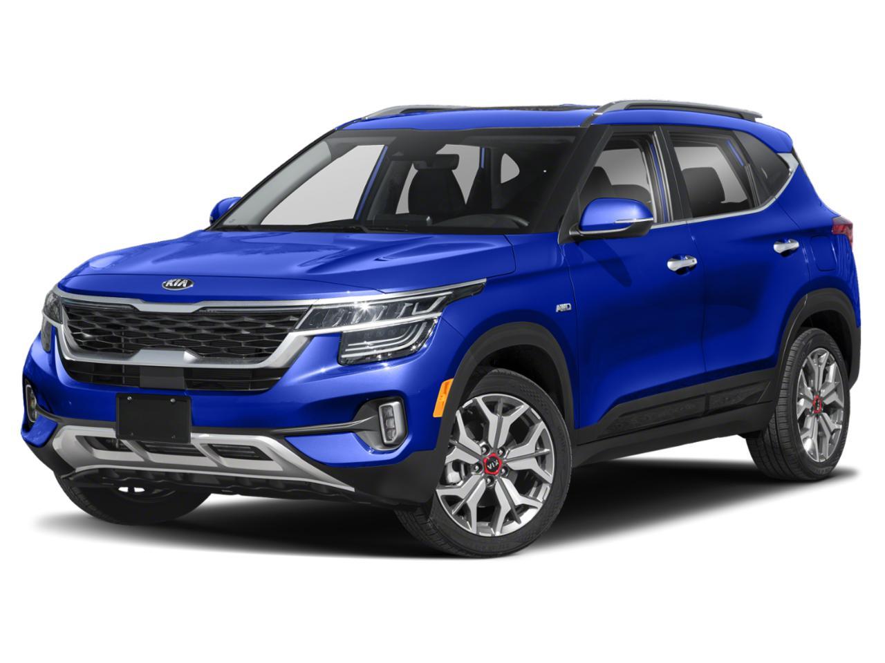 2021 Kia Seltos Vehicle Photo in TEMPLE, TX 76504-3447