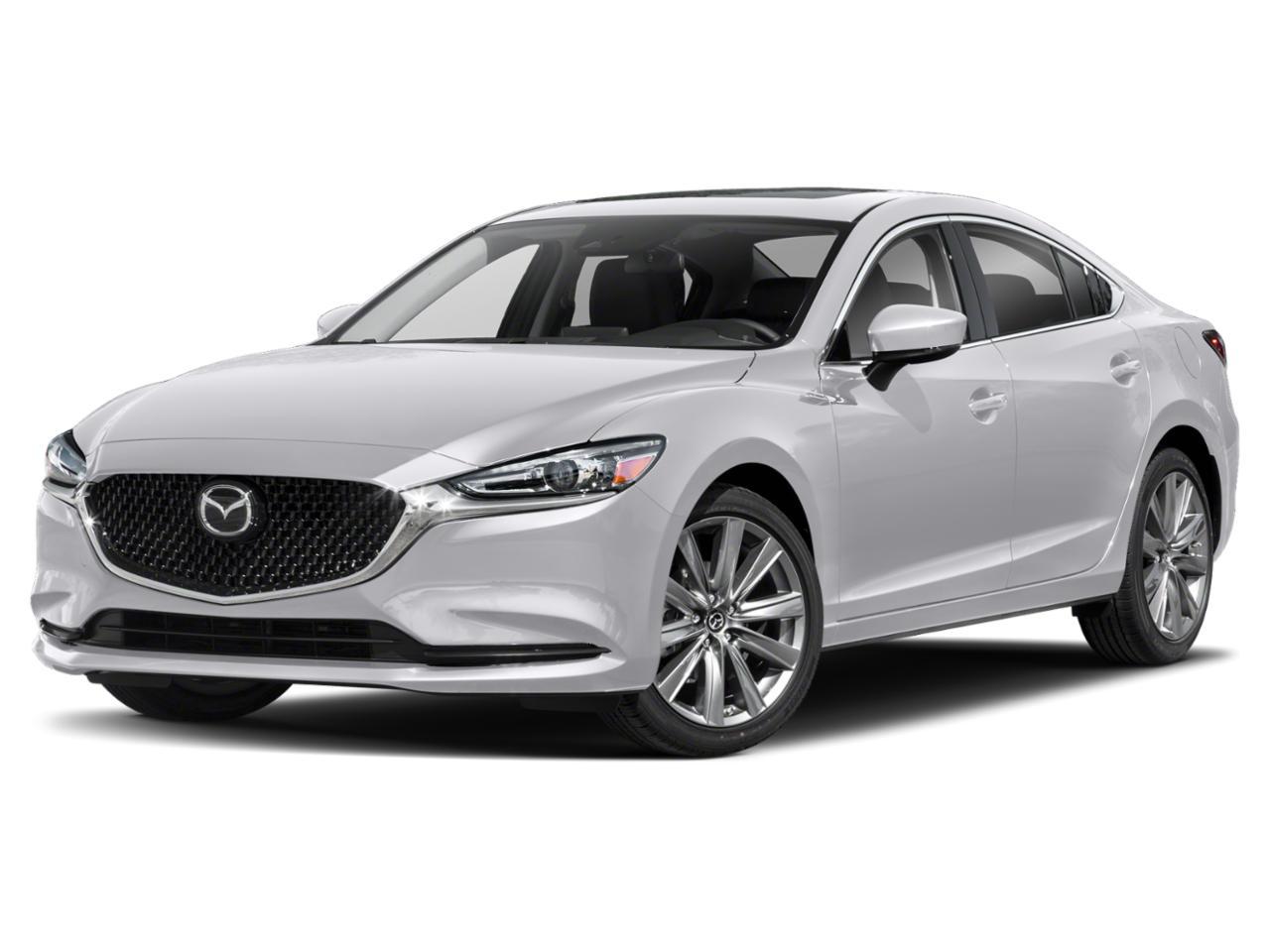 2021 Mazda Mazda6 Vehicle Photo in Green Bay, WI 54304