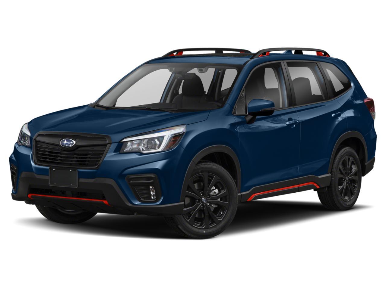 2021 Subaru Forester Vehicle Photo in DALLAS, TX 75209