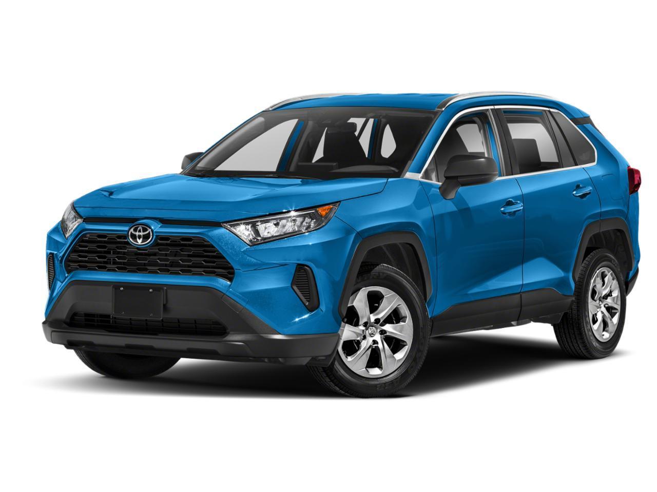 2021 Toyota RAV4 Vehicle Photo in Oshkosh, WI 54904