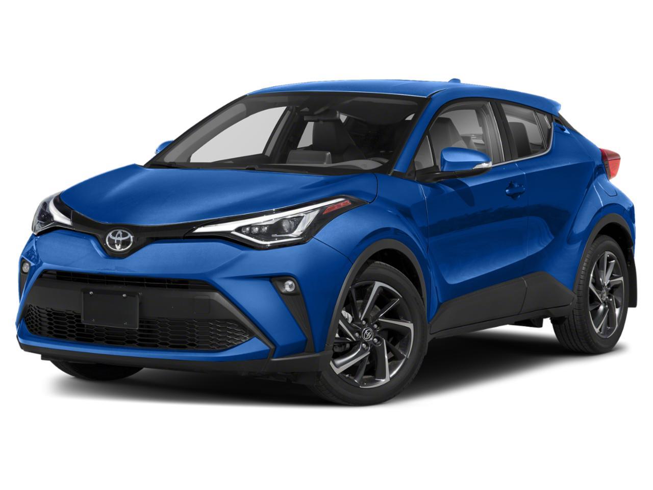 2021 Toyota C-HR Vehicle Photo in Odessa, TX 79762