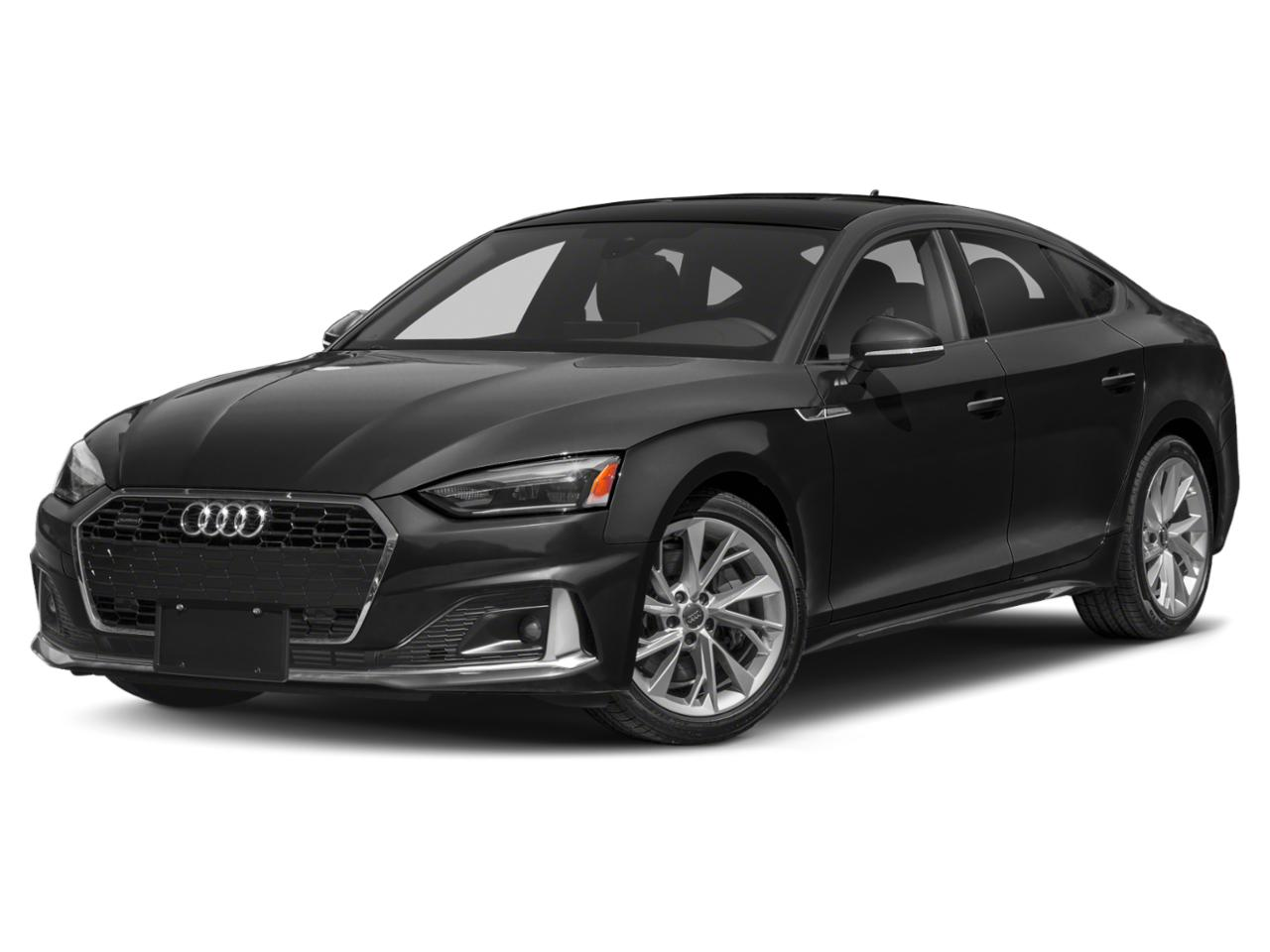 2022 Audi A5 Sportback Vehicle Photo in MCKINNEY, TX 75070