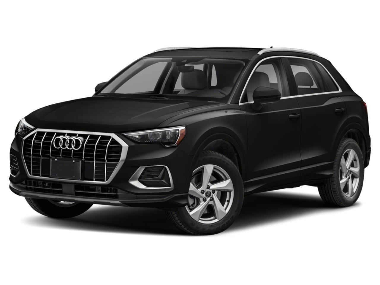 2022 Audi Q3 Vehicle Photo in HOUSTON, TX 77090