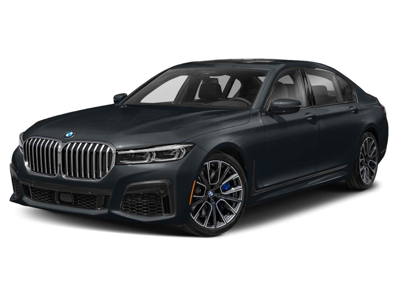2022 BMW 750i xDrive Vehicle Photo in PLANO, TX 75024-3599
