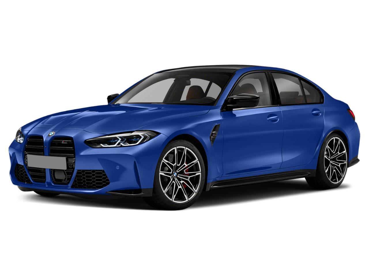 2022 BMW M3 Vehicle Photo in PLANO, TX 75024-3599