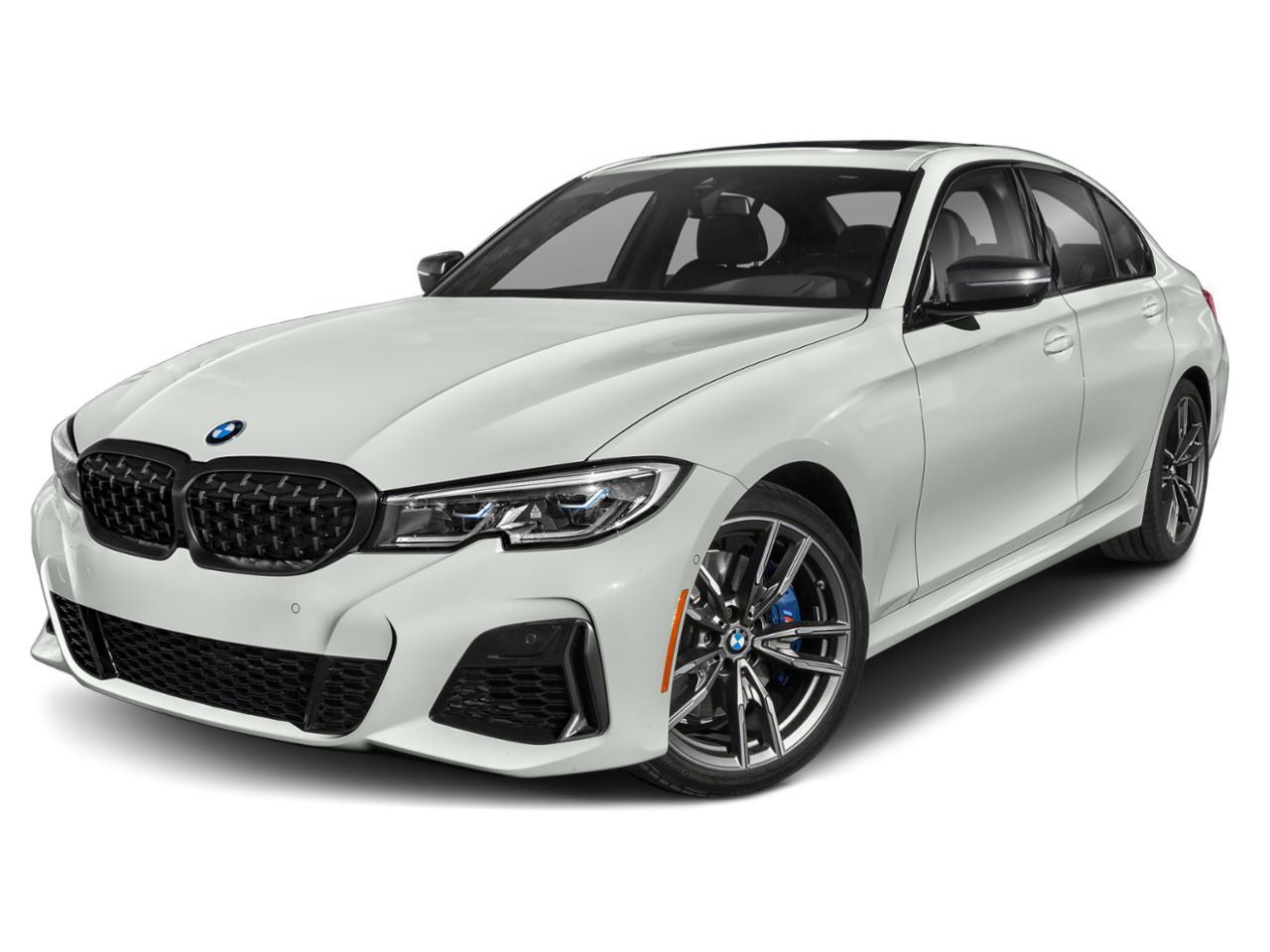 2022 BMW M340i Vehicle Photo in PLANO, TX 75024-3599