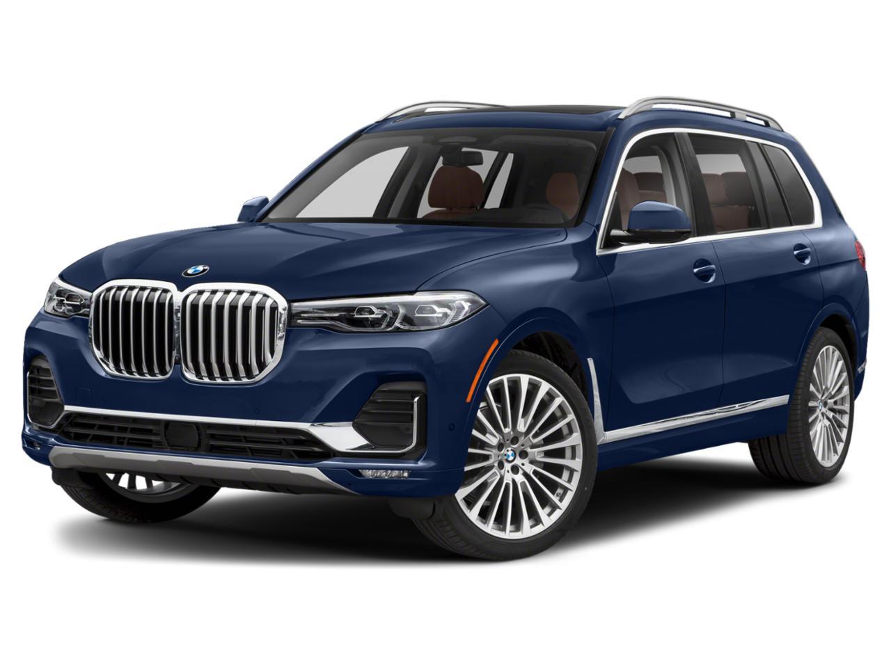 2022 BMW X7 xDrive40i Vehicle Photo in PLANO, TX 75024-3599
