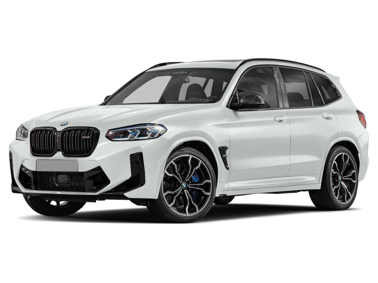 2022 BMW X3 M Vehicle Photo in PLANO, TX 75024-3599