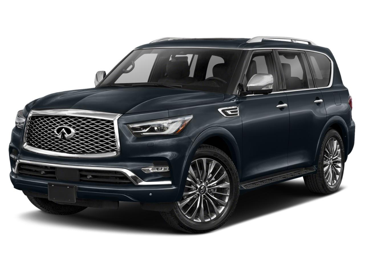 2022 INFINITI QX80 Vehicle Photo in HOUSTON, TX 77090