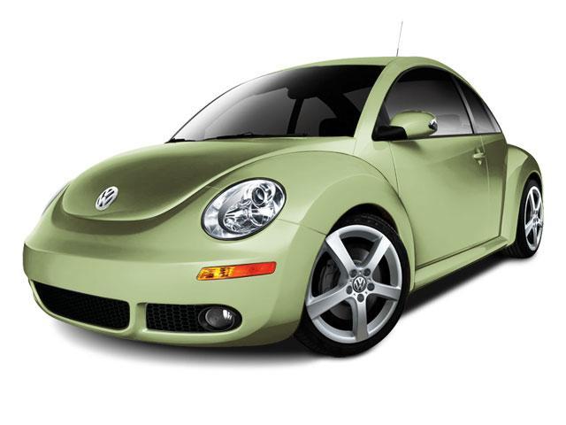 2010 Volkswagen New Beetle Coupe Vehicle Photo in Evansville, IN 47715