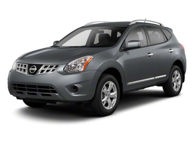 2011 Nissan Rogue Vehicle Photo in ELLWOOD CITY, PA 16117-1939